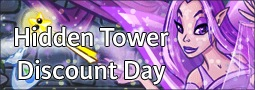 Hidden Tower Discount Day