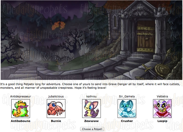 select your Petpet