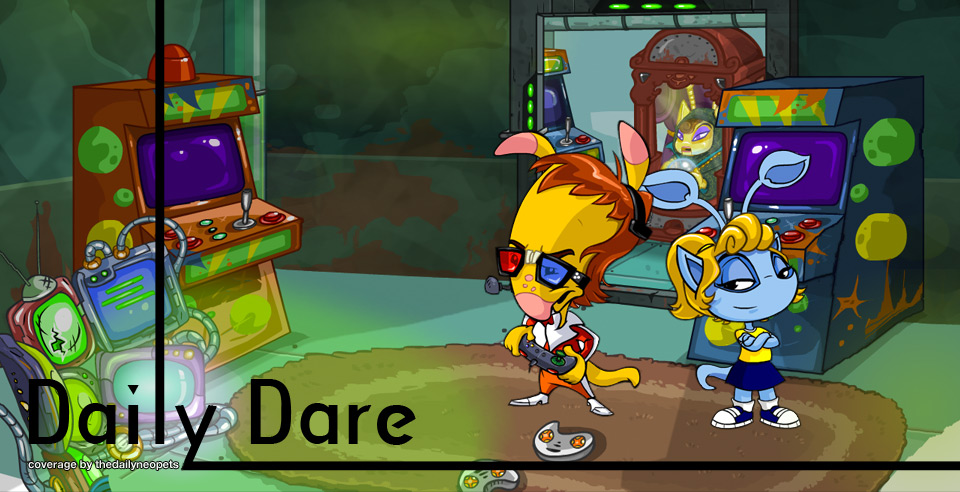Daily Dare Has Begun! - Neopets News - The Daily Neopets Forum