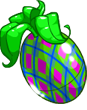 Green Plaid Negg