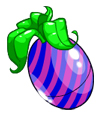 Purple Striped Negg