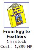 Selling item screenshot