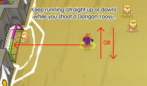 How to score with a Darigan Yooyu