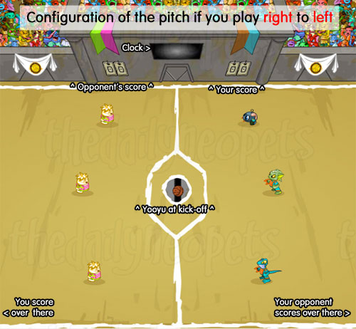 Yooyuball Pitch