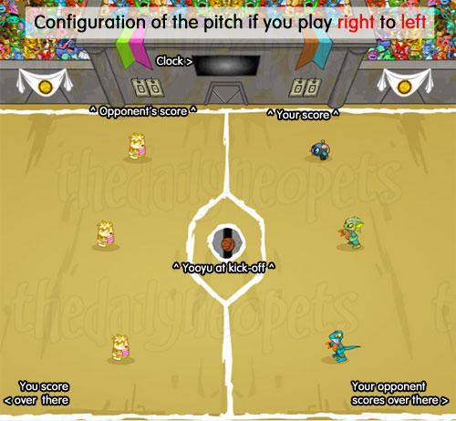 Yooyuball Pitch