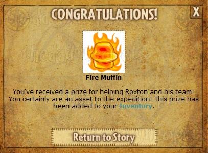 Fire Muffin