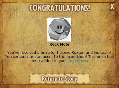 Rock Mote