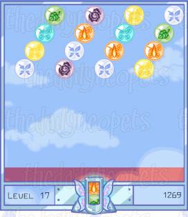 pet bubble shoot how to get past level 138