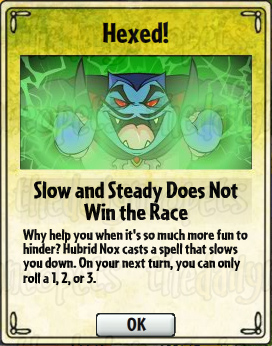 Slow and Steady Does Not Win the Race Card