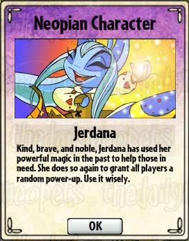 Jerdana Card
