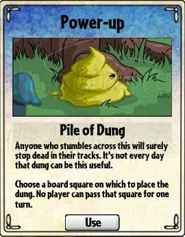 Pile of Dung Card
