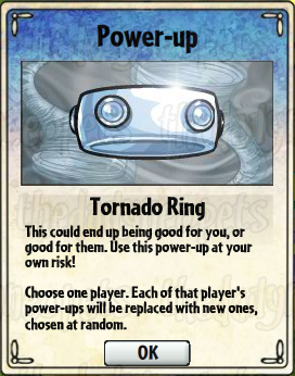 Tornado Ring Card