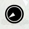 Misdirected Compass Icon