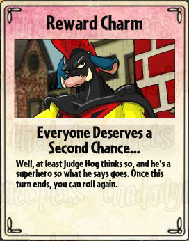Everyone Deserves a Second Chance Card