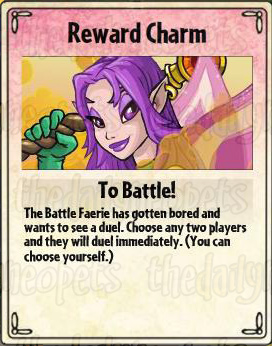 To Battle! Card