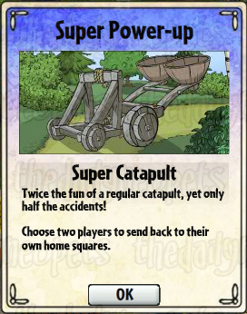 Super Catapult Card