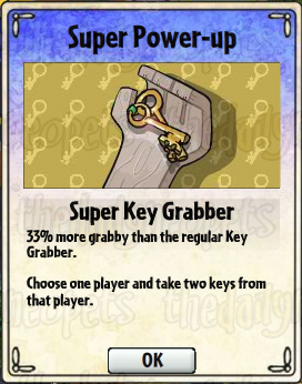 Super Key Grabber Card