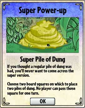Super Pile of Dung Card