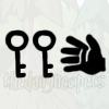 Super Key Grabber Icon