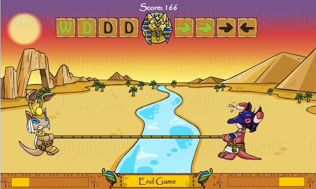 tug o war game screen