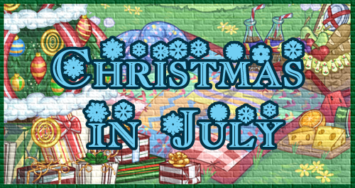 Christmas in July A Gifting Adventure Neopets General Chat The